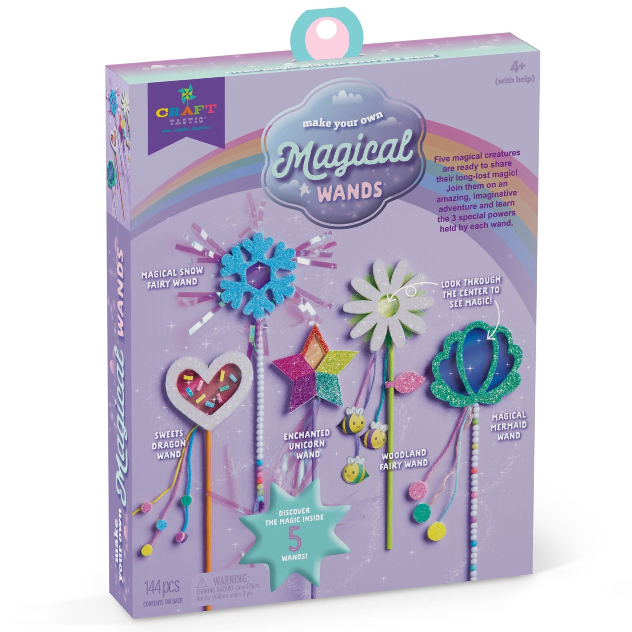 Craft-tastic Make Your Own Magical Wands-1