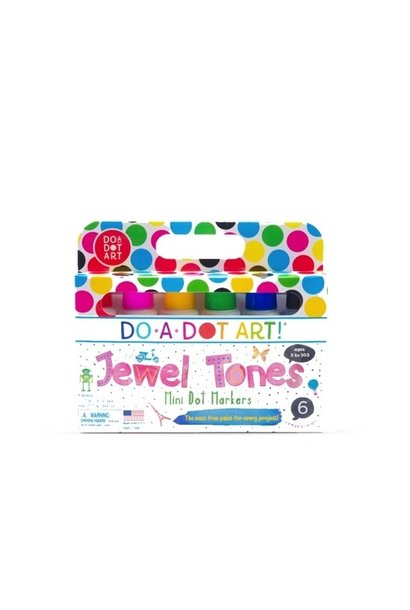 Do A Dot Markers Jewel Tones Mini Dot