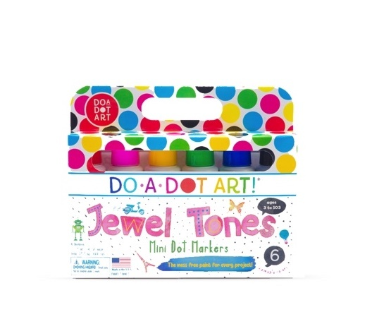 Do A Dot Markers Jewel Tones Mini Dot-1