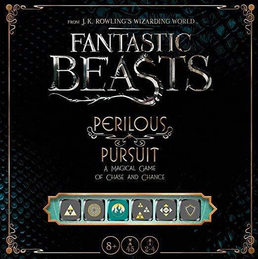 Fantastic Beasts Pursuit Game-1