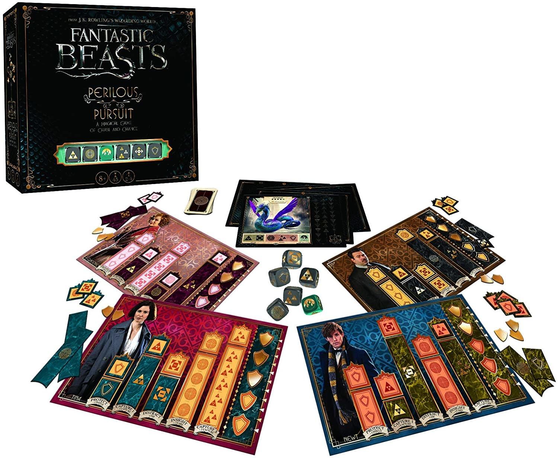 Fantastic Beasts Pursuit Game-2