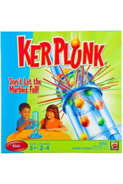 Kerplunk! the Family Game