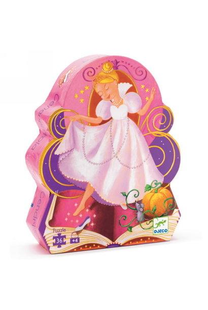 Cinderella Puzzle by Djeco