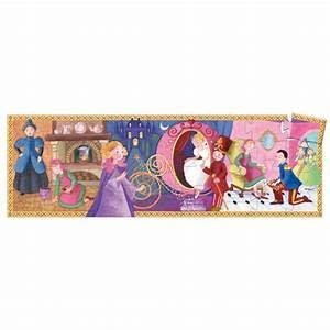 Cinderella Puzzle by Djeco-2