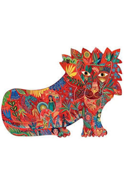 Puzz Art Lion 150 Pc