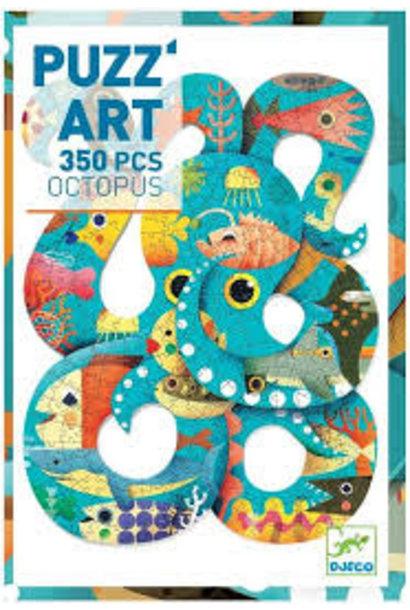 Puzz Art Octopus 350 Pc