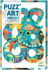Puzz Art Octopus 350 Pc-1