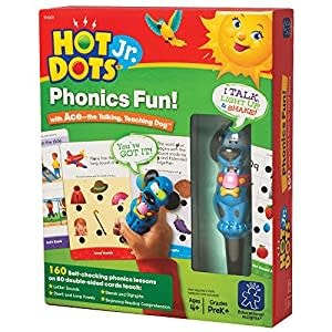 Hot Dots Jr. Phonics Fun!-1