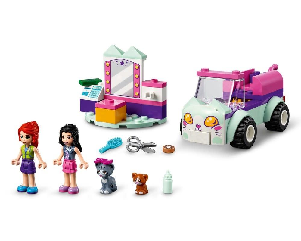 LEGO Friends Cat Grooming Car-2