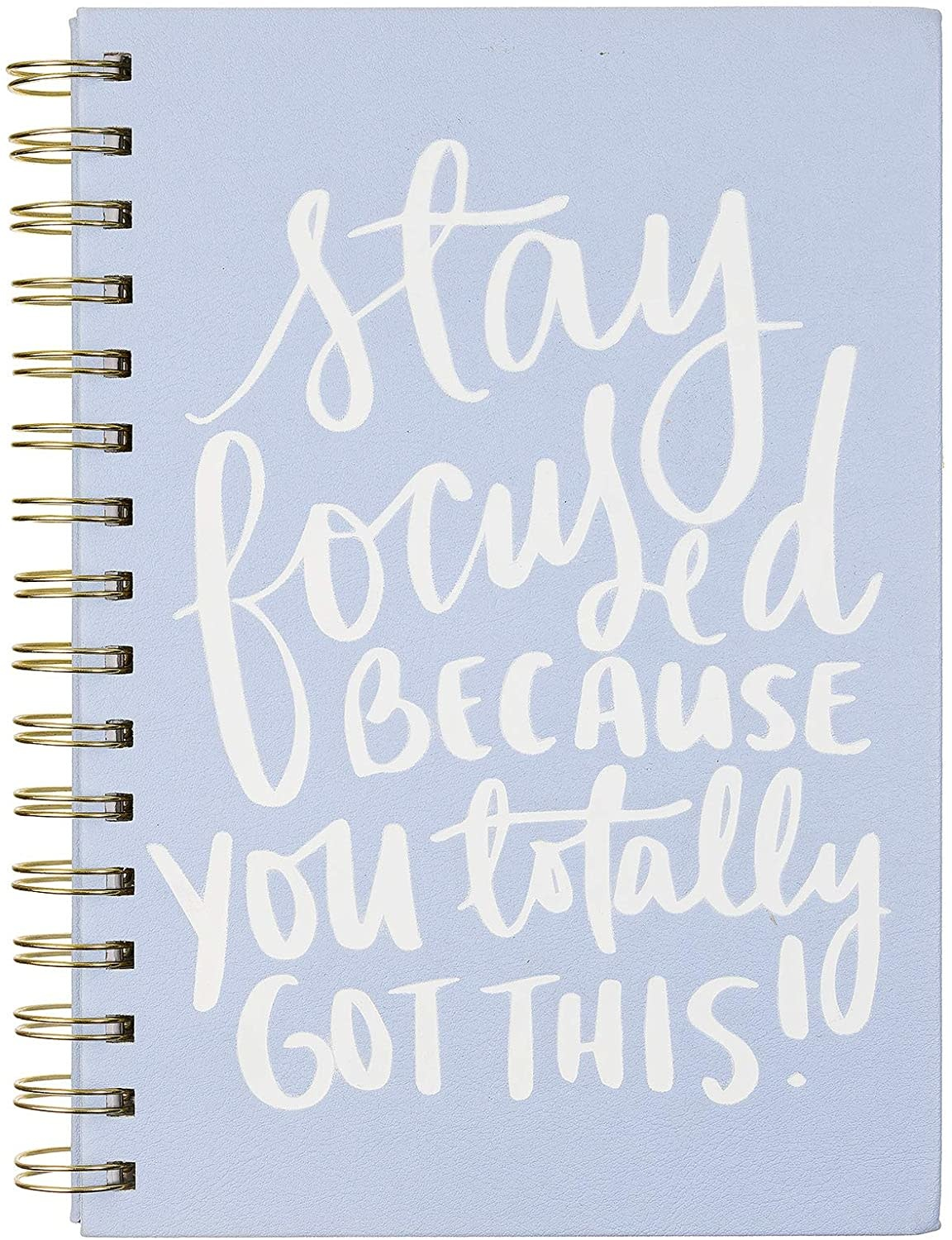 Journal Stay Focused Because You Got This!-1