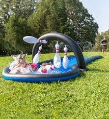 Strike Zone Bowling Water Slide-1