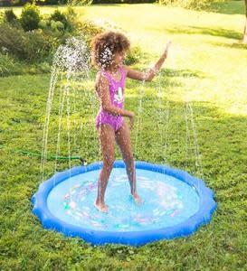 Fountain Splash Pad-2