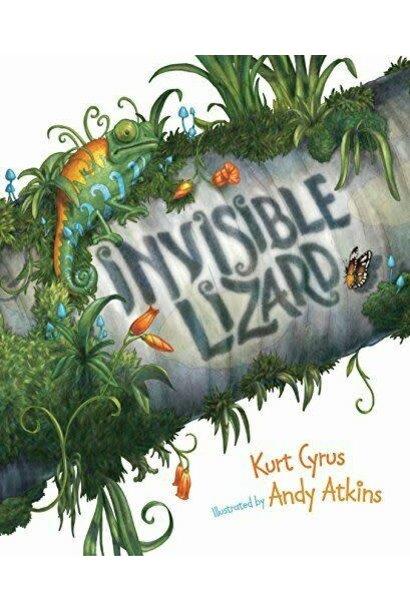 Invisible Lizard Picture Book