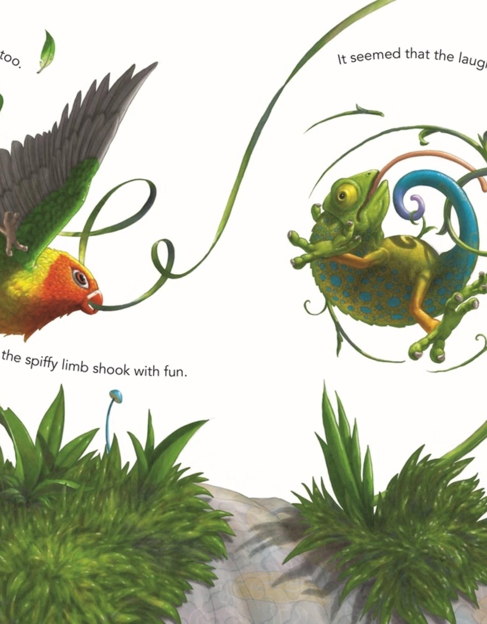 Invisible Lizard Picture Book-2