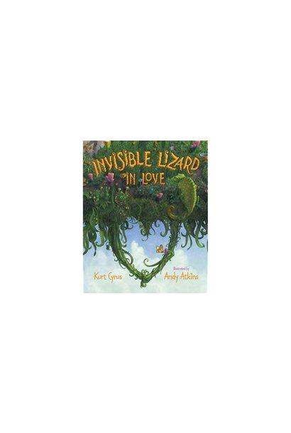 Invisible Lizard In Love Picture Book