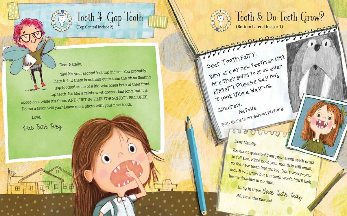 Letters from My Tooth Fairy-2