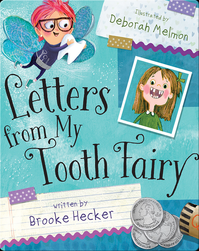 Letters from My Tooth Fairy-1