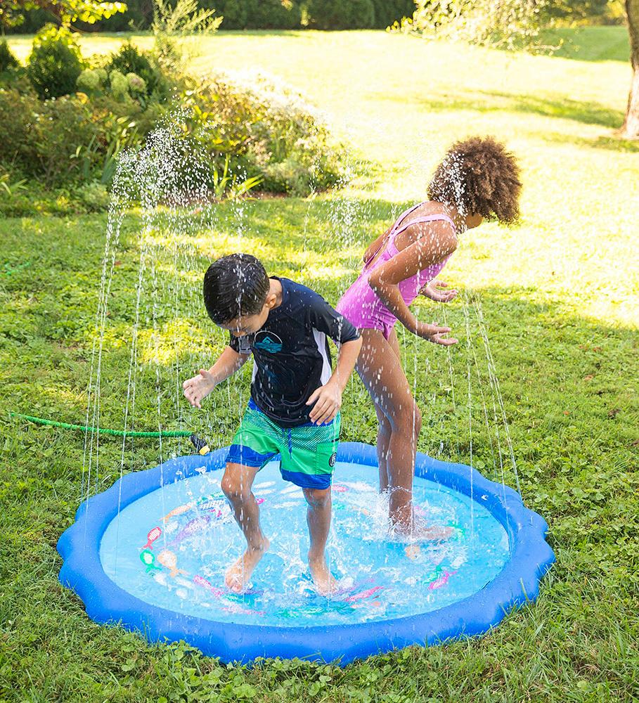 Fountain Splash Pad-1