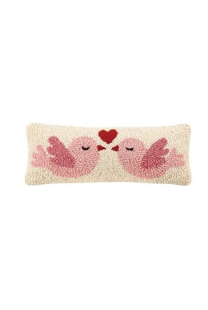 Pillow Lovebirds  Peking Handicraft