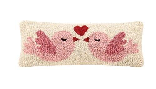 Pillow Lovebirds  Peking Handicraft-1