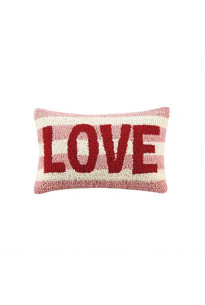 Accent Pillow Love