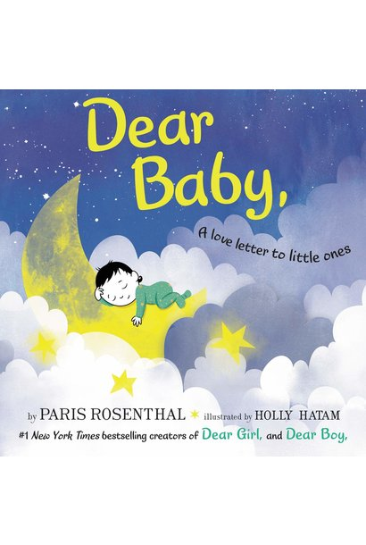 Dear Baby  Literature Book