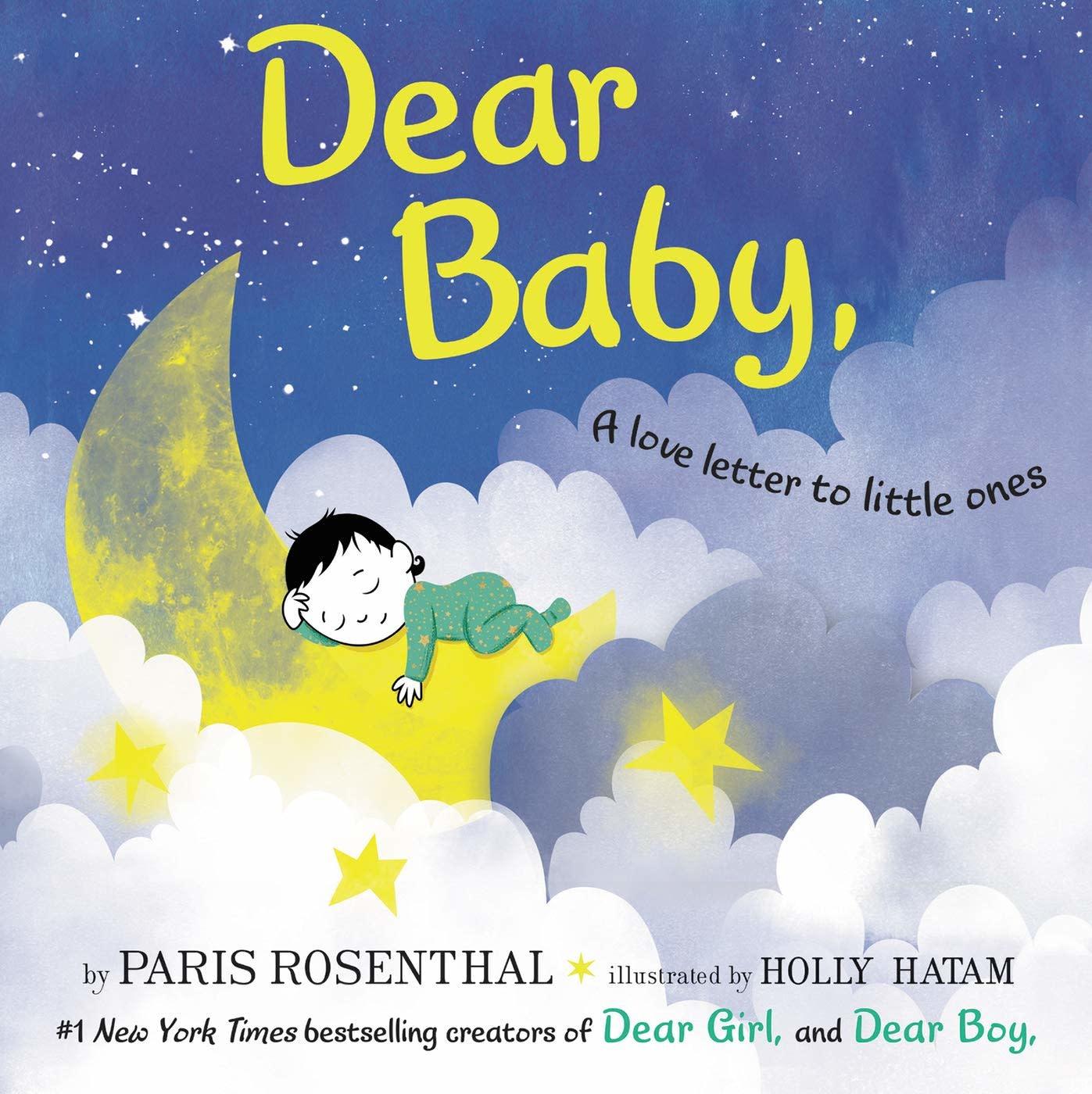 Dear Baby  Literature Book-1