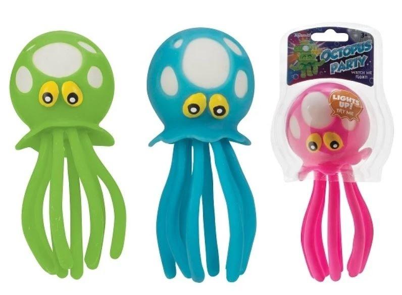 Floating Light Up Octopus-2