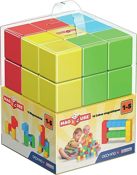 Magicube Free Building Solid Set 16 pc-1