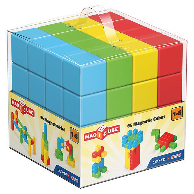 Magicube Free Building Solid Set 64 pc-1