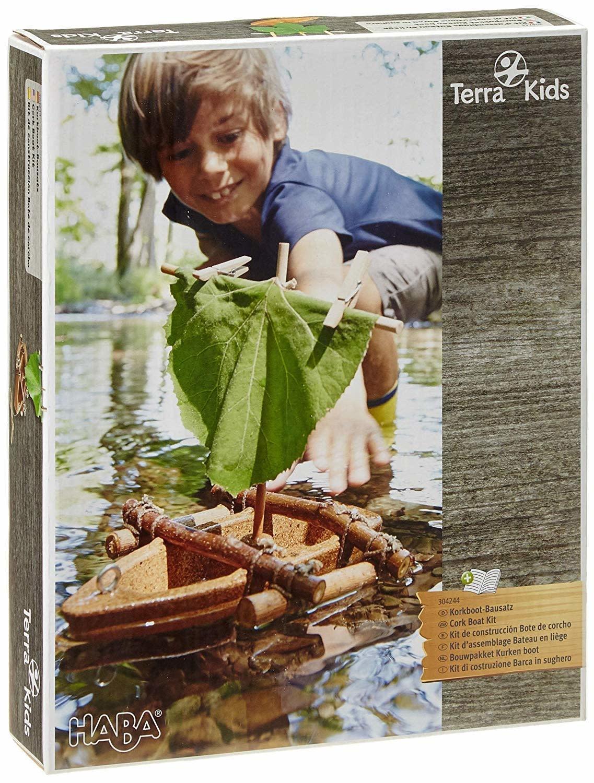 Terra Kids Cork Boat Kit-2