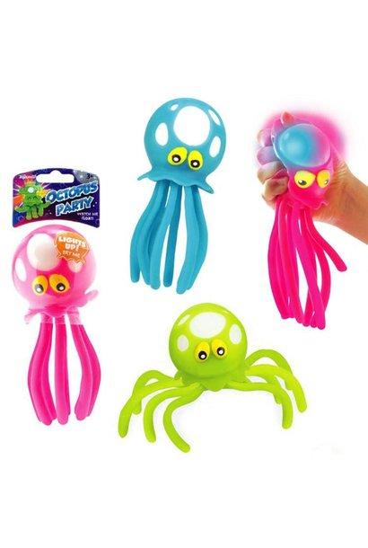 Floating Light Up Octopus