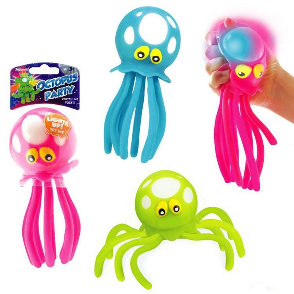 Floating Light Up Octopus-1