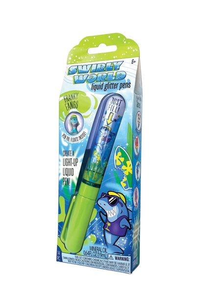 Swirly World Liquid Wand Pens