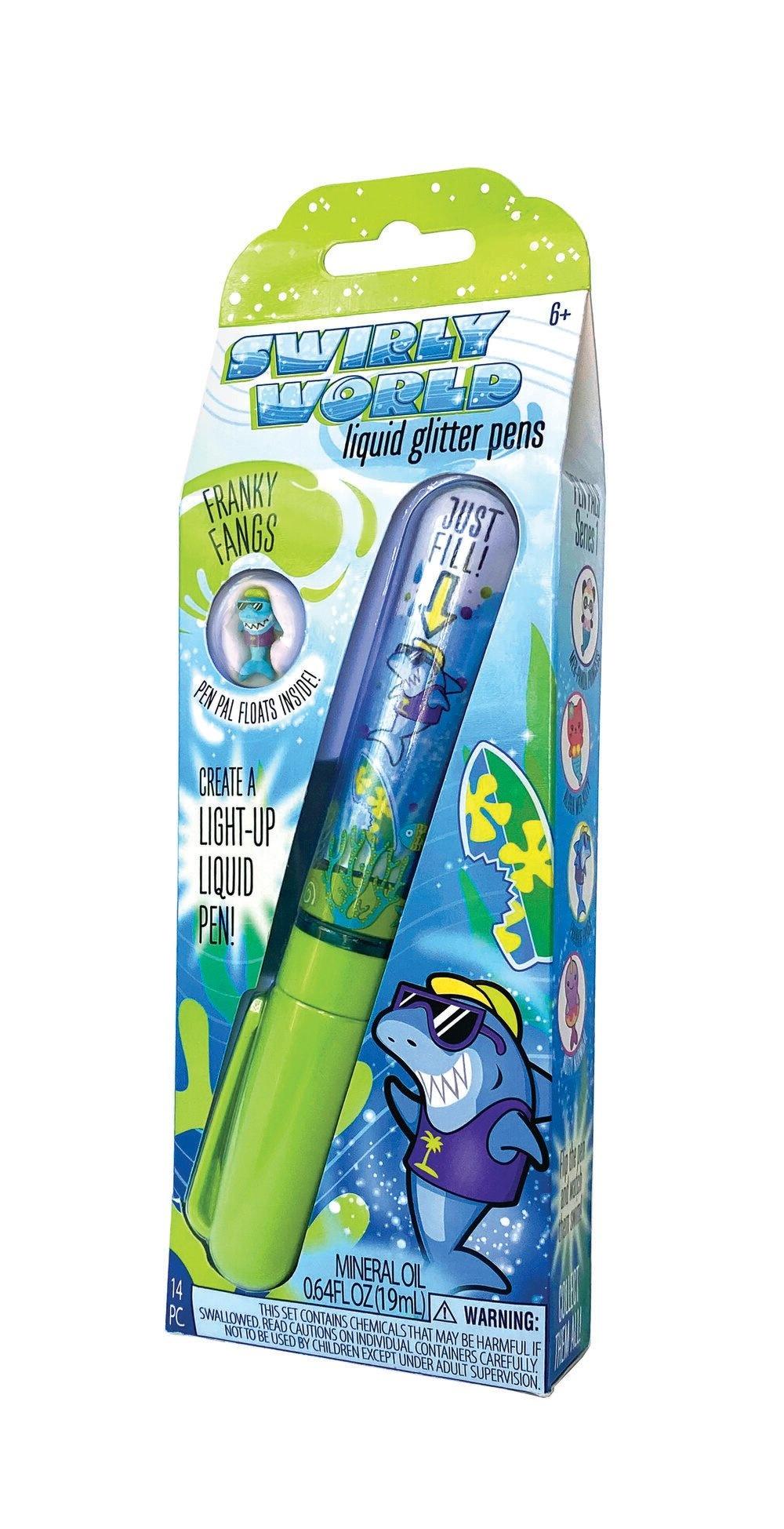 Swirly World Liquid Wand Pens-1