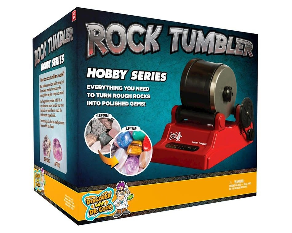 Rock Tumbler Hobby-1