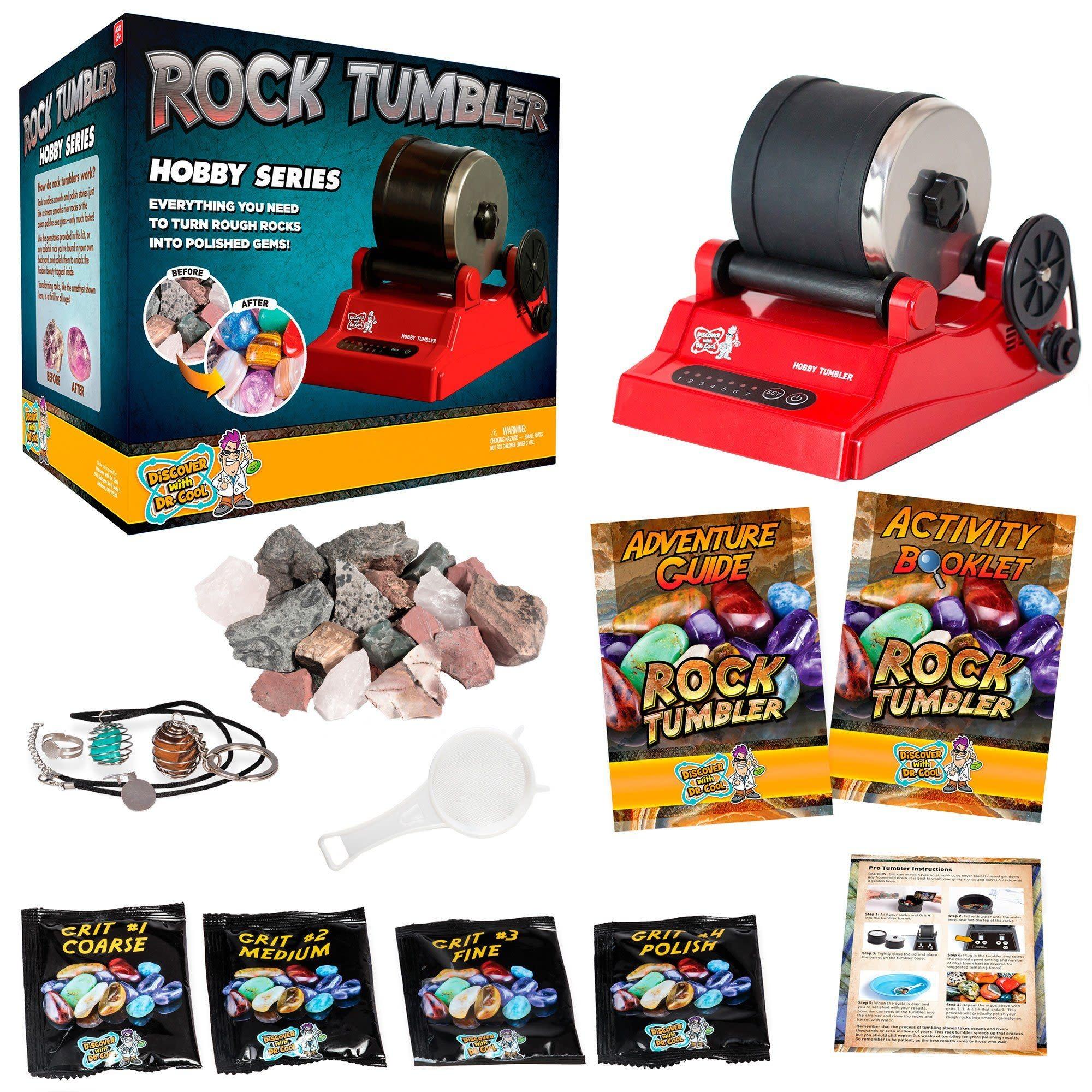 Rock Tumbler Hobby-2