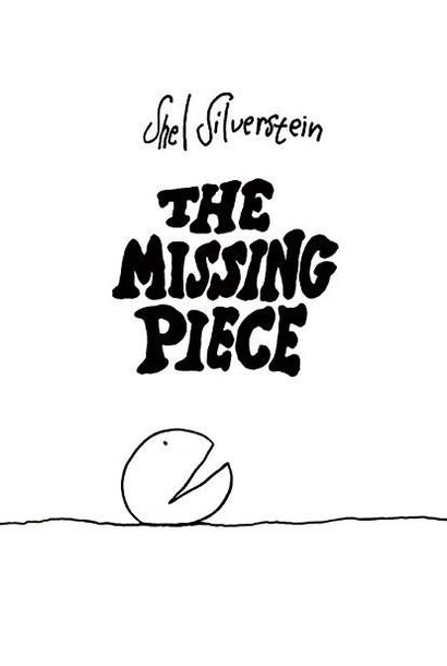 The Missing Piece Hard Cover