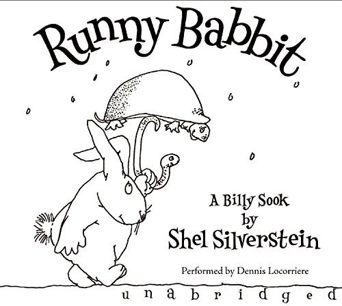 Runny Babbit by Shel Silverstein-1