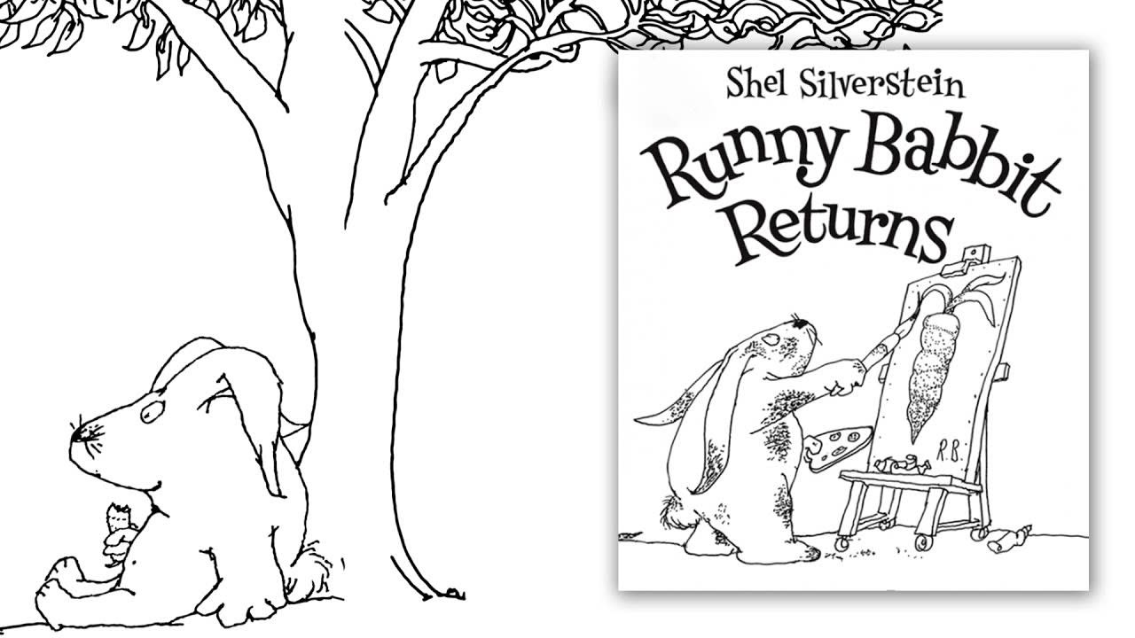 Runny Babbit by Shel Silverstein-2
