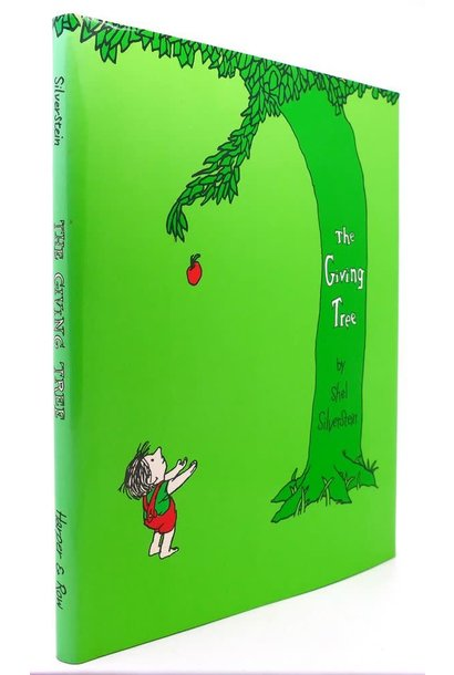 The Giving Tree with CD & Hard Cover