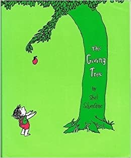 The Giving Tree with CD & Hard Cover-2