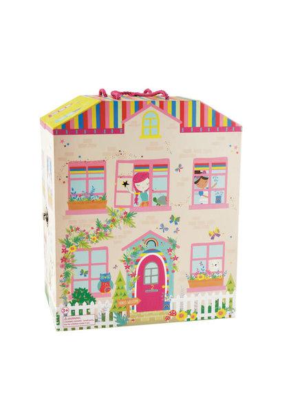 Rainbow Fairy Play Box