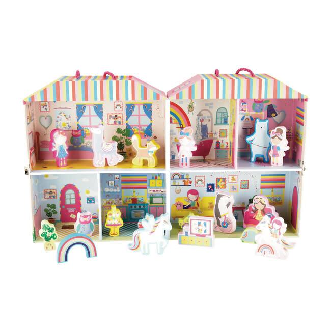 Rainbow Fairy Play Box-3