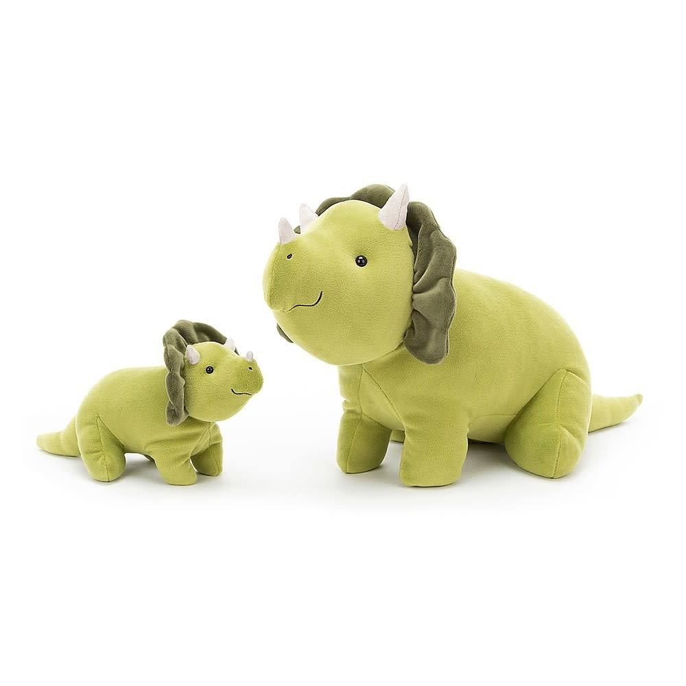 Mellow Mallow Triceratops  Small-2