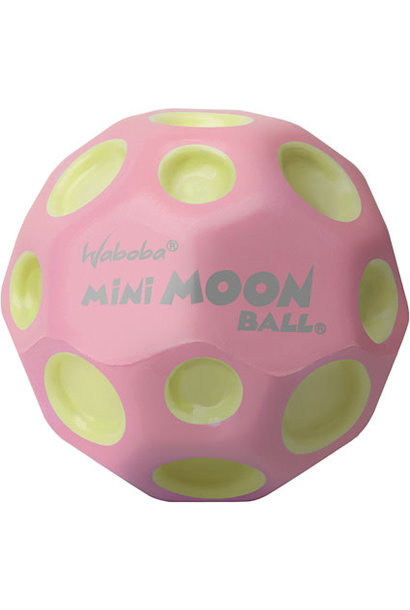 Waboba Mini Moon Ball New Pastel