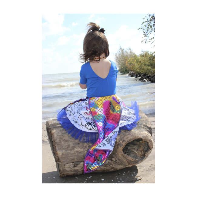Colour-A-Skirt Mermaid-1