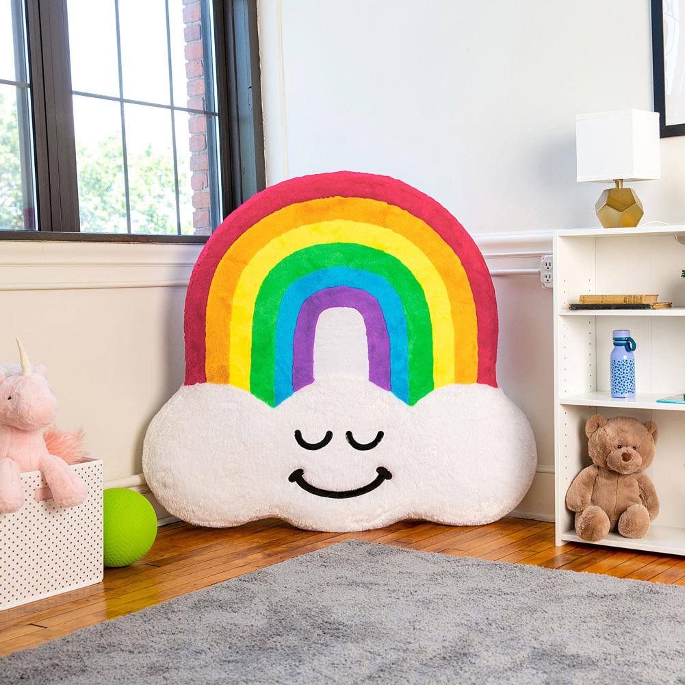 Rainbow Inflatable Floor Floatie-3