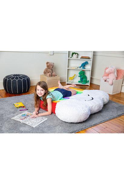 Rainbow Inflatable Floor Floatie