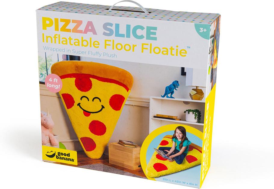 Pizza Inflatable Floor Floatie-4